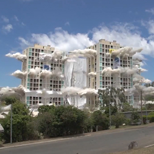 4D demolition immeubles Noumea
