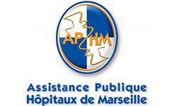 logo assistance publique hopitaux de marseille