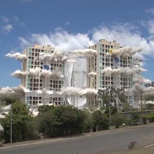 4D demolition immeubles Noumea