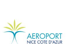 logo aeroport nice cote d'azur