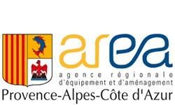 logo agence régionale d'équipement et d'aménagement provence alpes cote d'azur