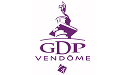 logo gdp vendome