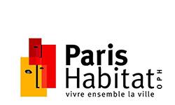 logo paris habitat