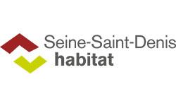 Logo saint denis habitat